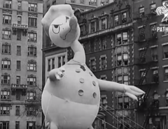 Donald Duck - Macy's Thanksgiving Day Parade (1935)
