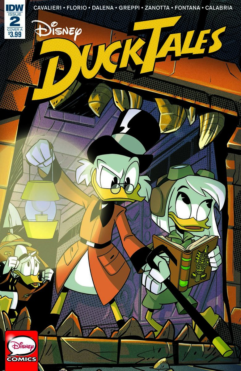 DuckTales - Issue 2 - Cover A