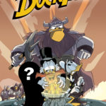 DuckTales - Issue 2 - Cover B without Della Duck