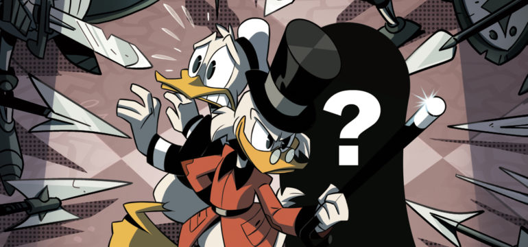 DuckTales - Issue 3 - Cover A - Prepublication