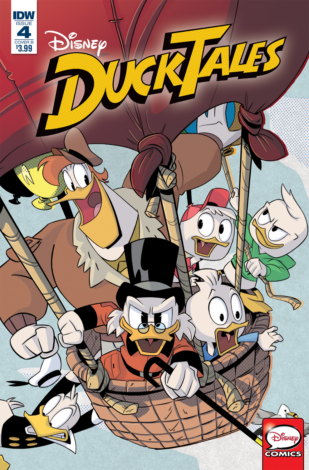 Coming Soon DuckTales Issue 4
