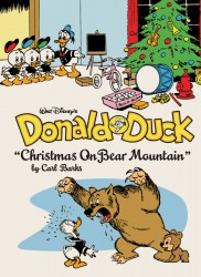 Fantagraphics - The Complete Carl Barks Disney Library - Donald Duck - Christmas on Bear Mountain